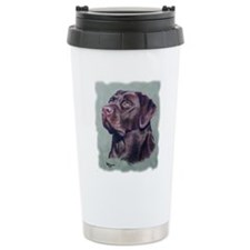 Hot Choc Lab Travel Mug