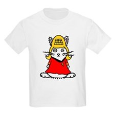 Girl Space Bunny T-Shirt