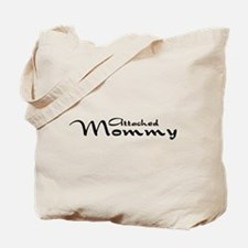 Attached Mommy Tote Bag