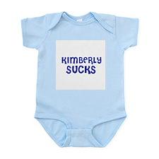 Kimberly Sucks Infant Creeper