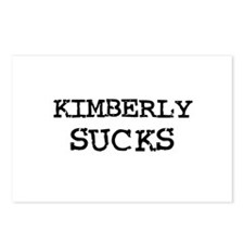 Kimberly Sucks Postcards (Package of 8)