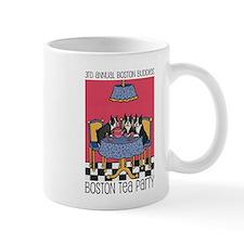 Boston Buddies Boston Tea Par Mug