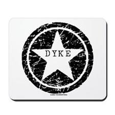 Dyke Star Mousepad