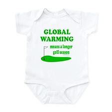 GOLFING Infant Bodysuit