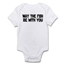 Fish Force Onesie