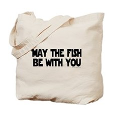 Fish Force Tote Bag