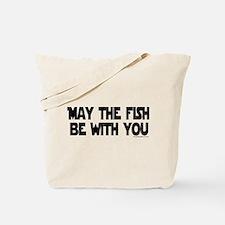Fish Force Tote Bag