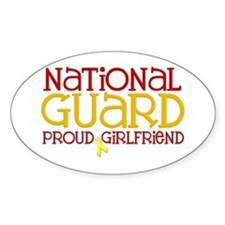 NG Proud GF Oval Decal