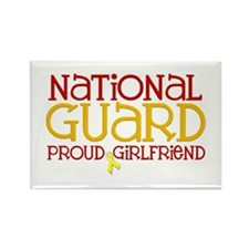 NG Proud GF Rectangle Magnet