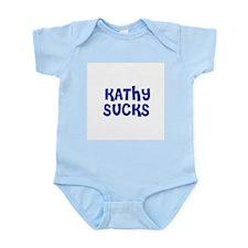 Kathy Sucks Infant Creeper