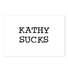Kathy Sucks Postcards (Package of 8)