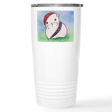 Guinea pig Pirate Travel Coffee Mug