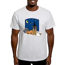 Leonberger Halloween T-Shirt