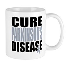 Cure Parkinson's Disease Mug