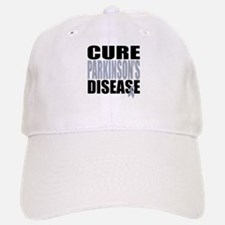 Cure Parkinson's Disease Baseball Baseball Cap