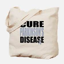 Cure Parkinson's Disease Tote Bag