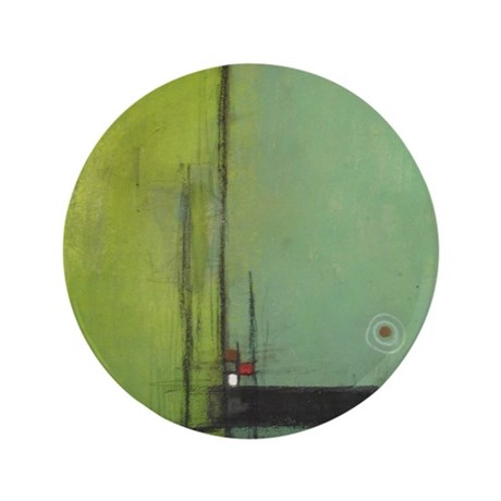 """Integrity Abstract 3.5"""" Button"""