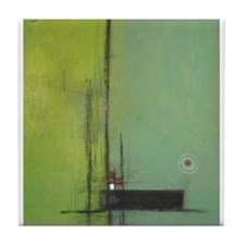 Integrity Abstract Tile Coaster