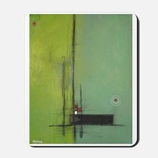 Integrity Abstract Mousepad