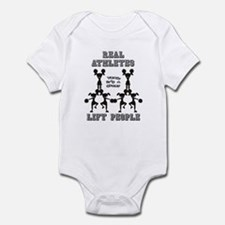 Athletes - Cheer Infant Bodysuit