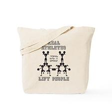 Athletes - Cheer Tote Bag
