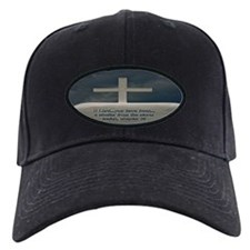 Cross in the Storm Baseball Hat