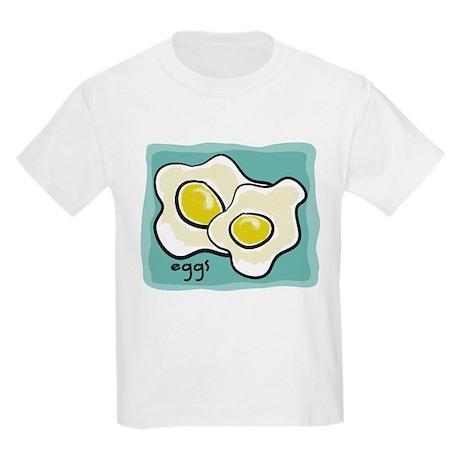 Eggs Kids Light T-Shirt
