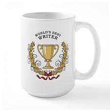 World's Best Writer Mug
