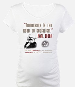 Democracy leads to Socialism Shirt