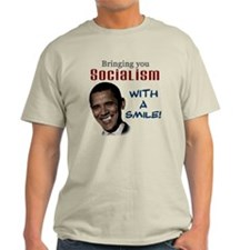 Socialism with a Smile! T-Shirt