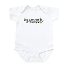 Rage Against the Green Bean Infant Bodysuit