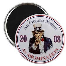 Obama Nation Magnet
