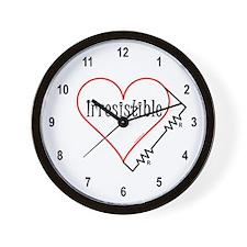 Irresistible Engineer Wall Clock