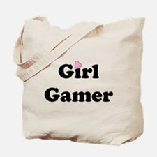 Girl Gamer Tote Bag