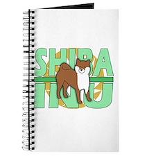 Power Cartoon Shiba Inu Journal