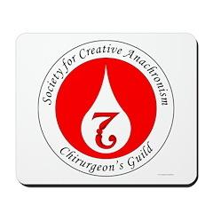 SCA Chirurgeon's Guild Mousepad