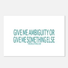 Ambiguity Postcards (Package of 8)