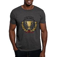 World's Best Truck Driver T-Shirt
