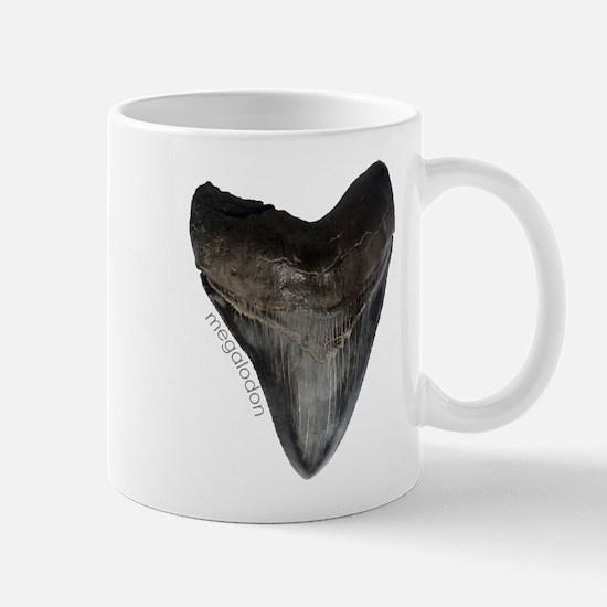 Megalodon Tooth Mug