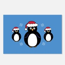 Happy Penguin Postcards (Package of 8)