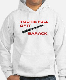 HOT AIR OBAMA Hoodie
