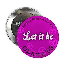 Let it be Obama '08