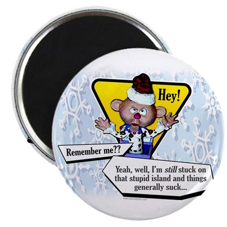 """Catching Up With Charlie... 2.25"""" Magnet (100 pack"""