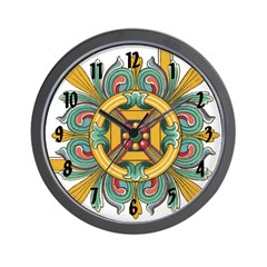Medieval Beauty Wall Clock