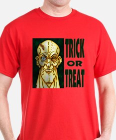 RED Trick/Treat Zombie T-Shirt