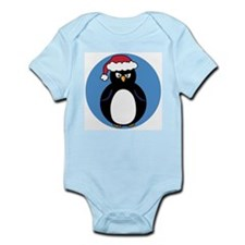 Angry Penguin Infant Bodysuit