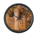 Camelot Large Wall Clock