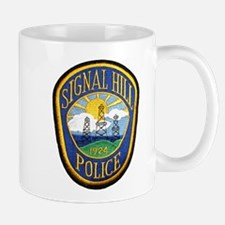 Signal Hill Police Mug