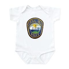 Signal Hill Police Infant Bodysuit