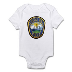 Signal Hill Police Infant Bodysuit